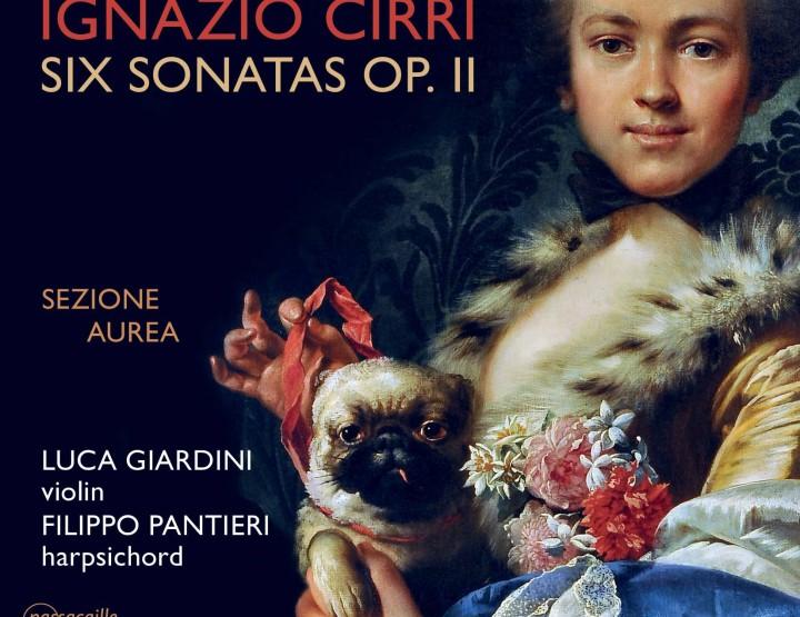 Le Sonate di Ignazio Cirri