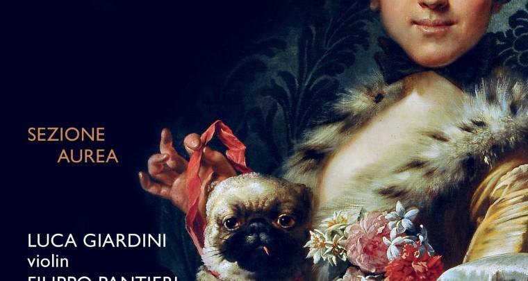 New Release: Ignazio Cirri's Sonate