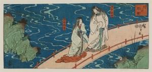 Izanami-Izanagi-stampa-di-Hiroshige